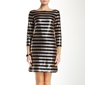 Sequin dress perfect for New Years Eve!